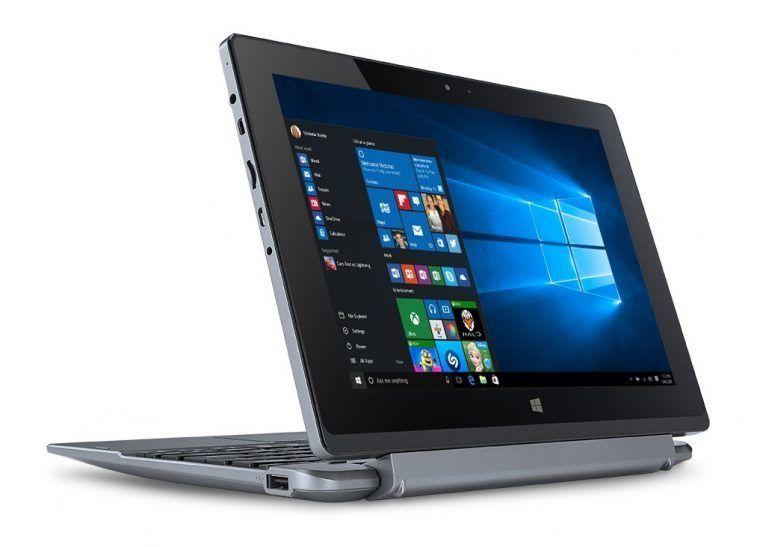 tablet con teclado acer
