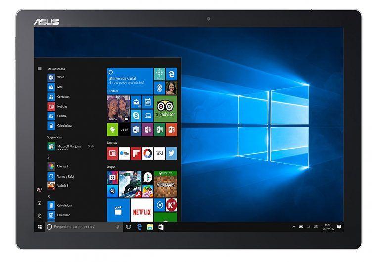 comprar tablets con windows 10