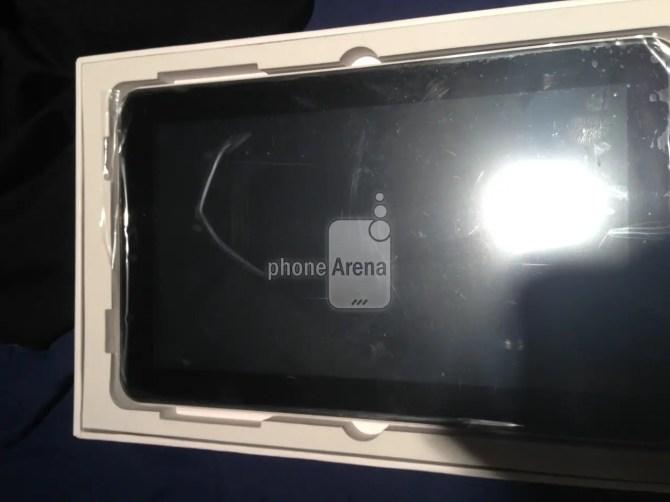 Samsung Galaxy Tab 3 Box