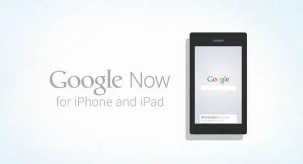 Google Now iPad