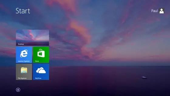 Startbutton Für Windows 8.1