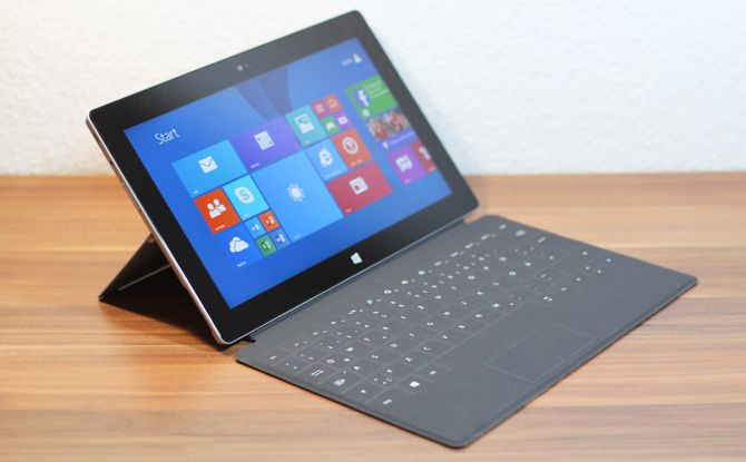 Microsoft Surface 2 Unboxing