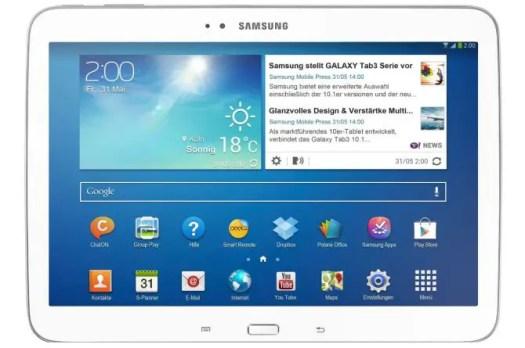 Samsung: Günstige Galaxy Tab 4 Serie wird auf dem MWC vorgestellt | Tablet Blog
