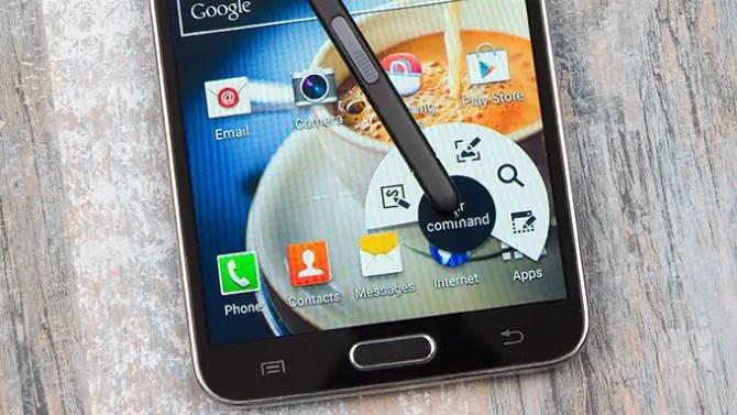 Samsung Galaxy Note 3 Neo Hands On