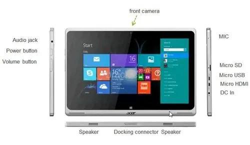 Acer Aspire Switch SW5