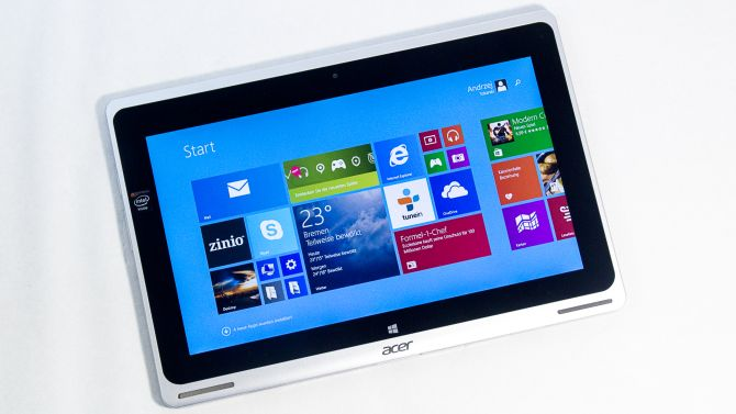 Acer Aspire Switch 10 Display