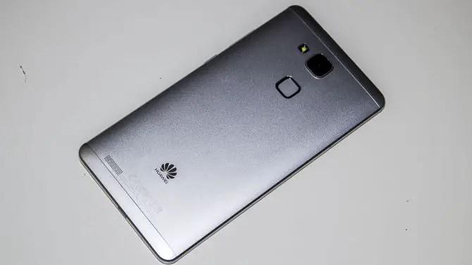 Huawei Ascend Mate 7 Rückseite