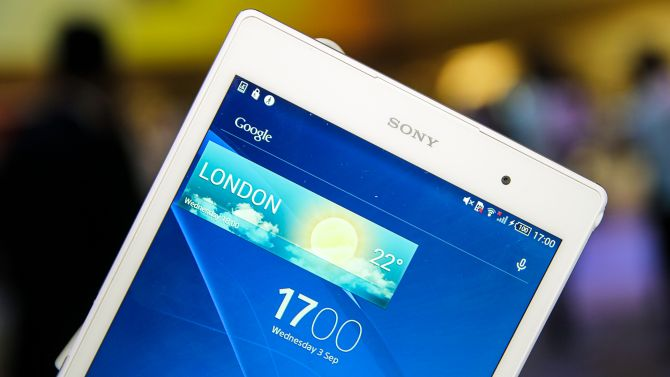 Sony Xperia Z3 Tablet Contact im Kurztest