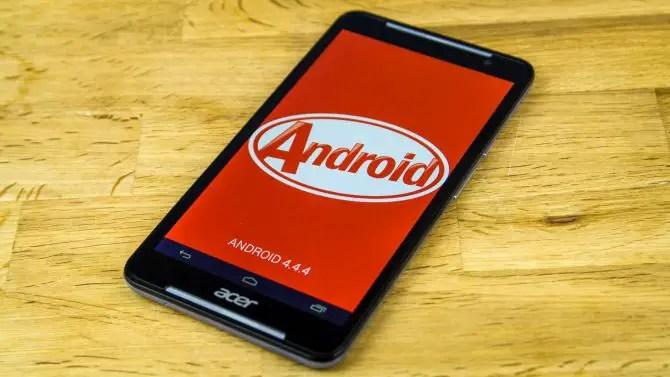 Acer Iconia Talk S mit Android 4.4 KitKat