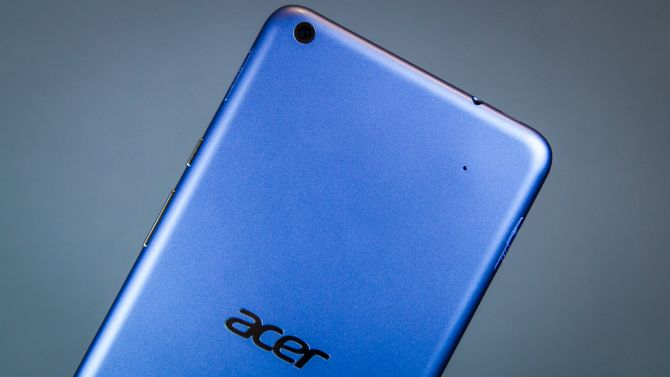 Acer Iconia Talk S aus Kunststoff