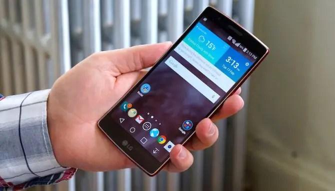 LG G Flex 2 Testbericht
