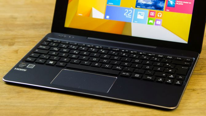 ASUS Transformer Book T100 Chi Tastatur Dock