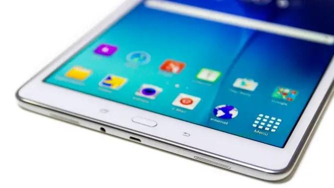 Samsung Galaxy Tab A mit Lollipop