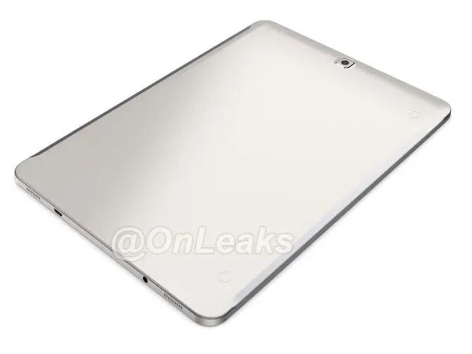 Samsung Galaxy Tab S2 Rückseite