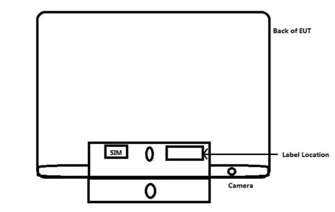 Lenovo Yoga Tablet 3 bei der FCC
