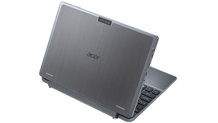 Acer Aspire One 10 mit Tastatur Dock