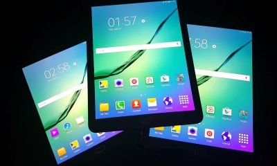 Samsung Galaxy Tab S2 Hands On