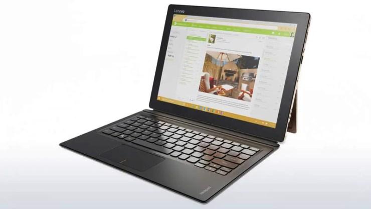 Lenovo MIIX 700 mit Tastaturhülle