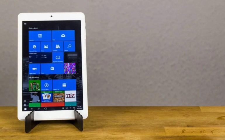 Teclast X80 Plus mit Windows 10