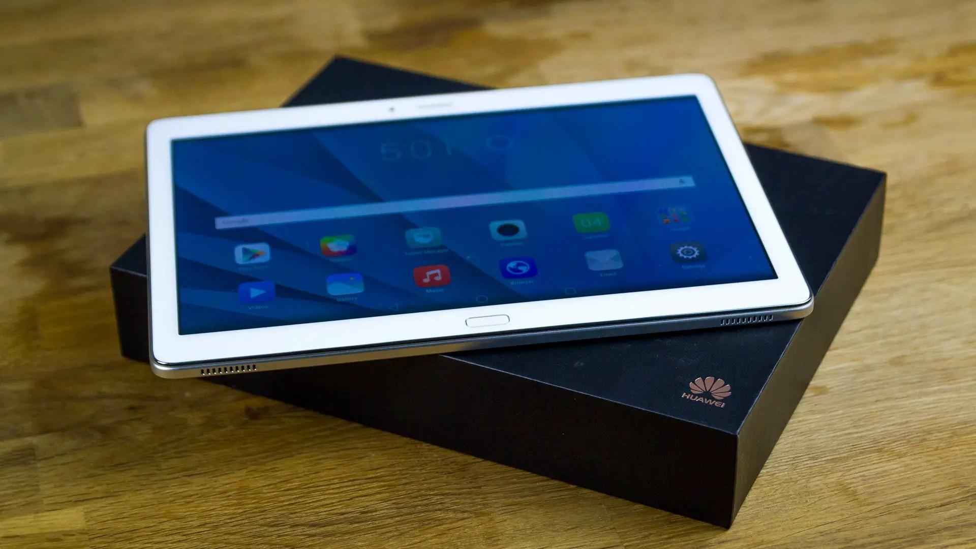 Huawei M2 10.0 Test