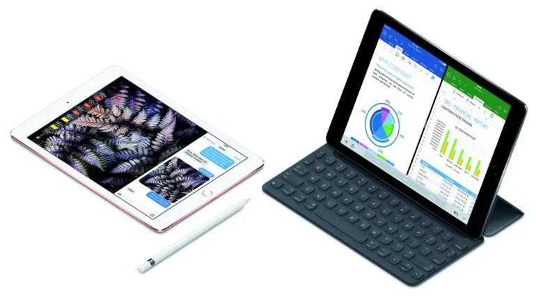 iPad Pro 10 mit SplitScreen