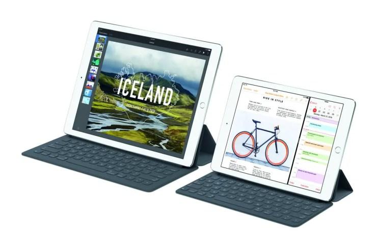 iPad Pro 10 und 12