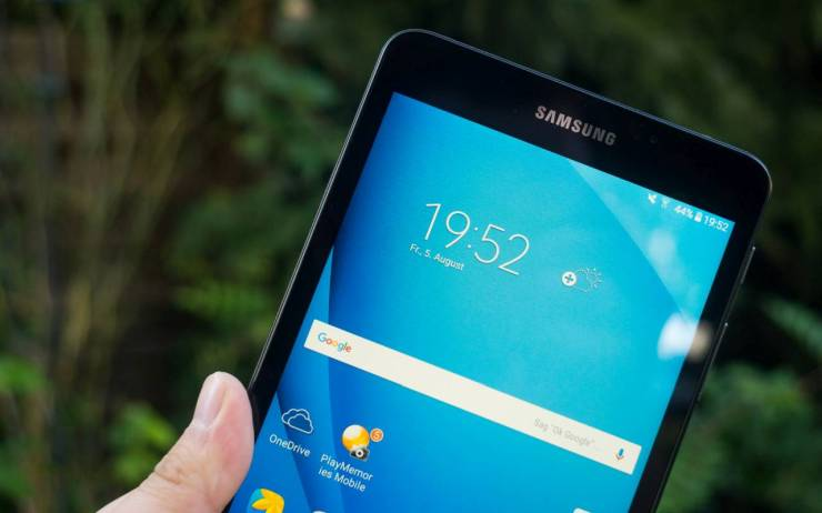 Samsung Galaxy Tab A 7.0 Display