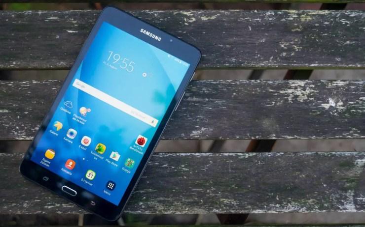 Samsung Galaxy Tab A 7.0 Test