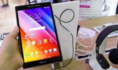 ASUS ZenPad 8.0 Z380M Kurztest