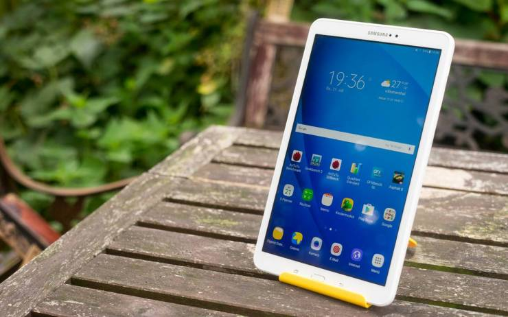 Samsung Galaxy Tab A 10.1 Test