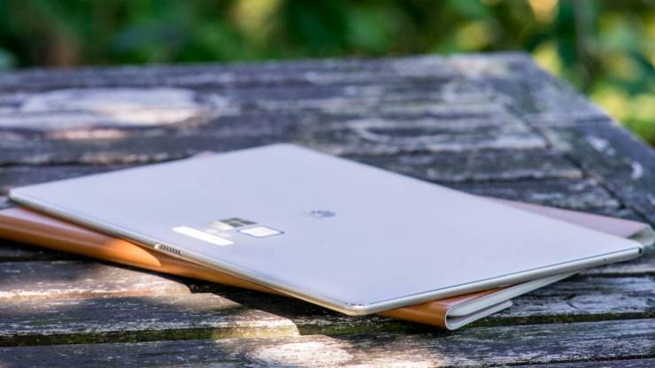 Huawei MateBook: Edles Design