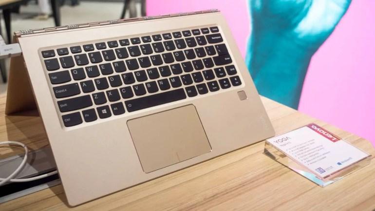 Lenovo Yoga 910 Tastatur