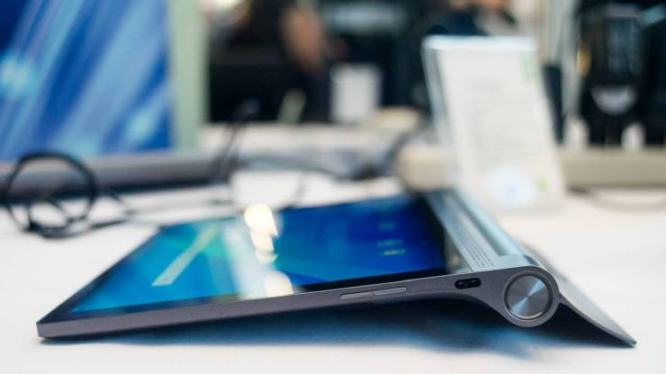 Lenovo Yoga Tab 3 Plus Kurztest