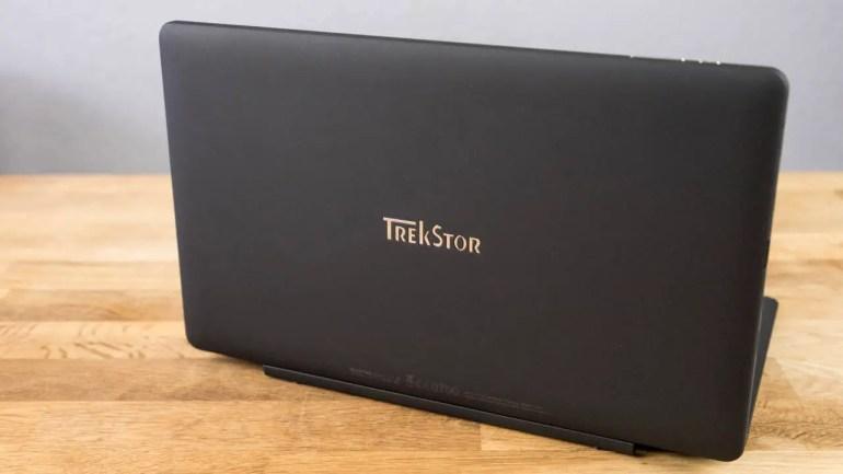 TrekStor SurfTab Twin 11.6 Design