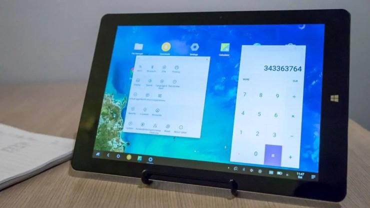 Chuwi Hi10 Plus mit Remix OS 2.0