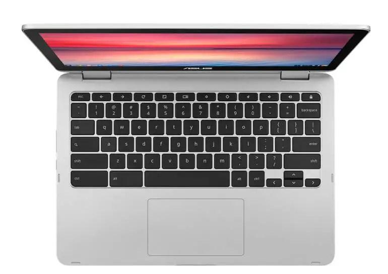 ASUS Chromebook C302 Tastatur