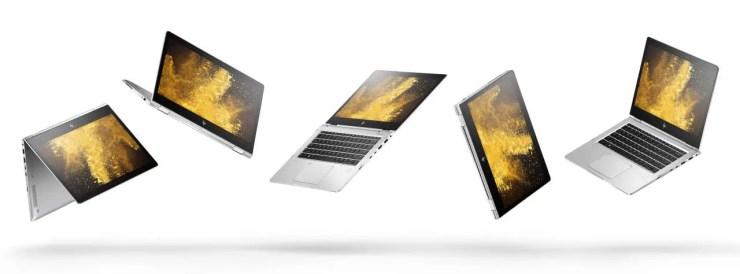 HP Elitebook X360 Convertible