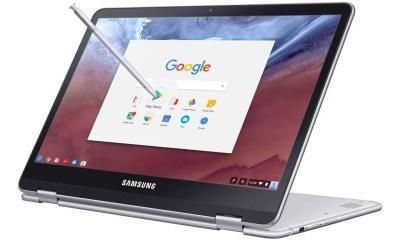 Samsung Chromebook Pro, Plus Stylus