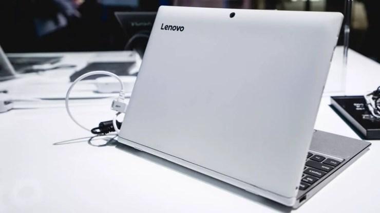 Lenovo MIIX 320 Verarbeitung