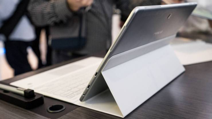 Samsung Galaxy Book 12 Tablet