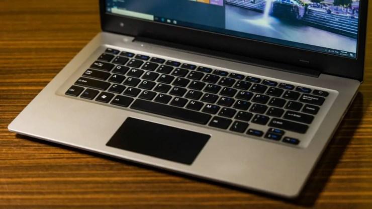 Jumper EZBook 3 Tastatur