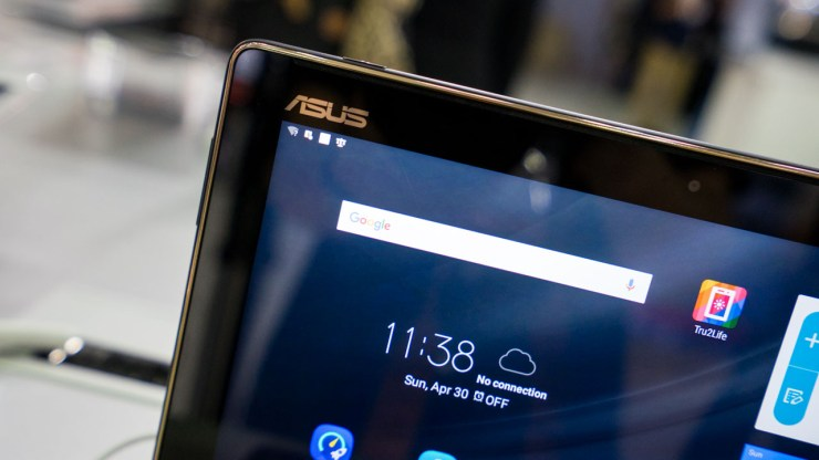 ASUS ZenPad 10 FHD Display