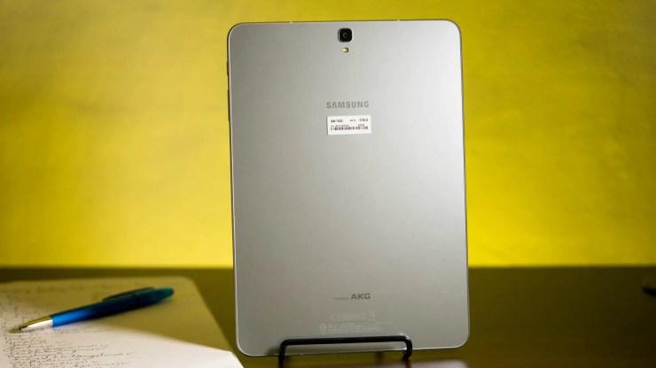 Samsung Galaxy Tab S3 Design