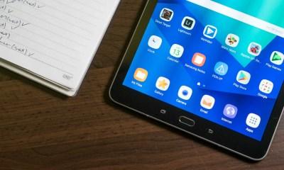 Samsung Galaxy Tab S3 Android Nougat
