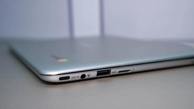 ASUS Chromebook Flip C101 USB Typ C