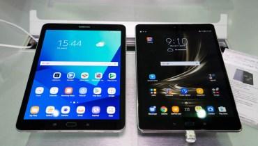 Samsung Galaxy Tab S3 Vergleich mit ASUS ZenPad 3S 10