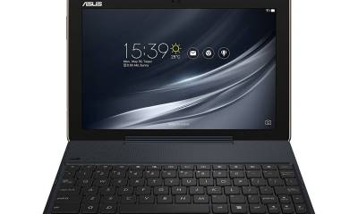 ASUS ZenPad 10 Z301ML mit Tastatur