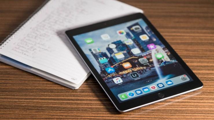 iPad 2017 Test