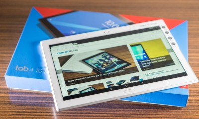 Lenovo Tab4 10 Plus Browser
