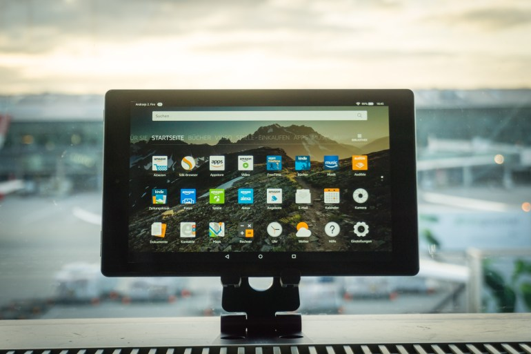 Amazon Fire HD 10 2017 Review